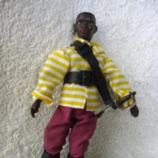 Madelman: PIRATA JIM BLACK MADELMAN. Lote 114383935
