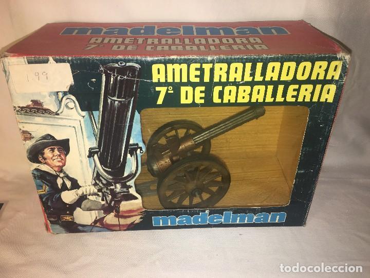 Madelman: ¡¡LOS ORIGINALES!! MADELMAN ORIGINAL MADEL S.A AÑOS 80. 2ª GENERACIÓN - Foto 4 - 115445723