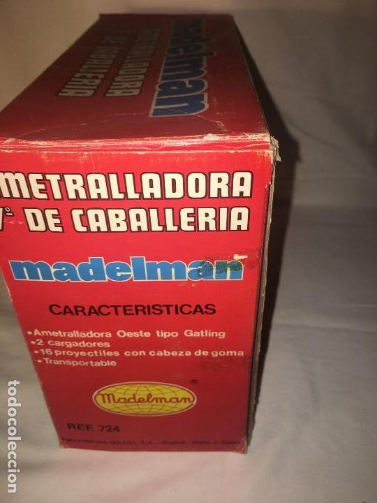Madelman: ¡¡LOS ORIGINALES!! MADELMAN ORIGINAL MADEL S.A AÑOS 80. 2ª GENERACIÓN - Foto 6 - 115445723