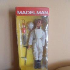 Madelman: MADELMAN ALTAYA ESPELEOLOGO. Lote 115596535