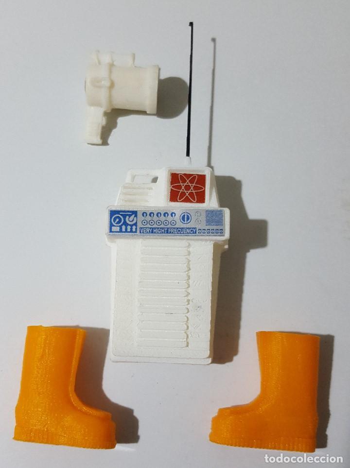 MINI KIT COSMIC 6 (Juguetes - Figuras de Acción - Madelman)