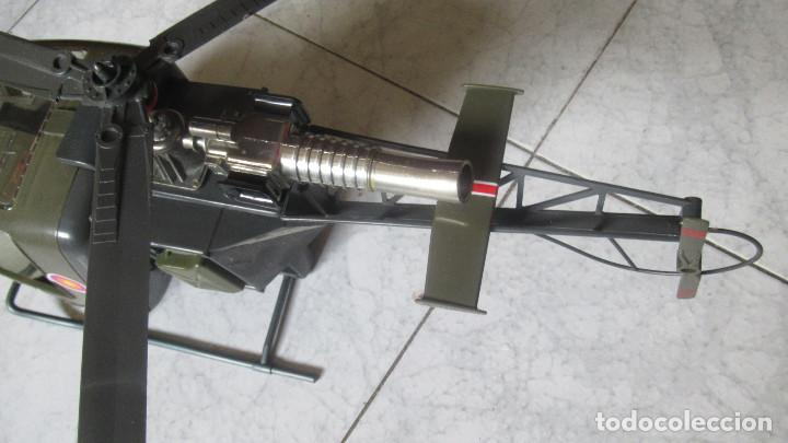 Madelman: Helicoptero Madelman. Madel . con su caja TZ - Foto 6 - 117022787