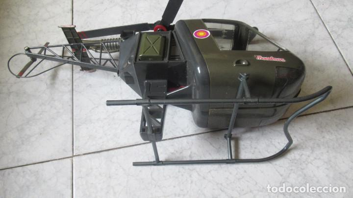 Madelman: Helicoptero Madelman. Madel . con su caja TZ - Foto 8 - 117022787