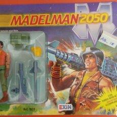 Madelman: MADELMAN 2050 KARSAN INSTRUCTOR PSICO-FÍSICO HOMBRES COTA CON COMIC REF.1503 EXIN 1988.NUEVO.. Lote 148218725