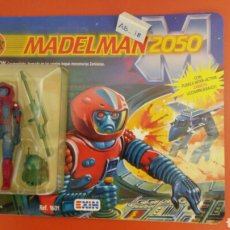 Madelman: MADELMAN 2050 SERPION COSMOPILOTO PLANETA ZARKON CON COMIC REF.1601 EXIN 1988.NUEVO.. Lote 148218574