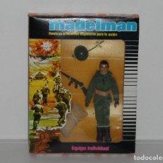 Madelman: + MADELMAN EXIN MEX - GUARDIA NACIONAL REF. 2501 EN CAJA NUEVO A ESTRENAR (ORIGINAL AÑOS 80). S_N +. Lote 117423571