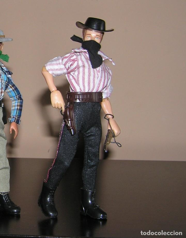Madelman: Madelman MDE lote cuatreros del oeste. Vaqueros. Cawboy. Serie Far West - Foto 7 - 118753751