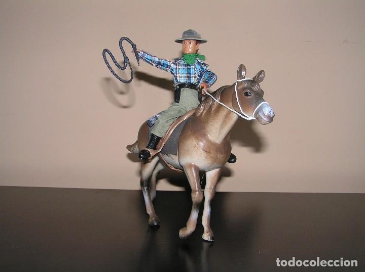 Madelman: Madelman MDE lote cuatreros del oeste. Vaqueros. Cawboy. Serie Far West - Foto 9 - 118753751