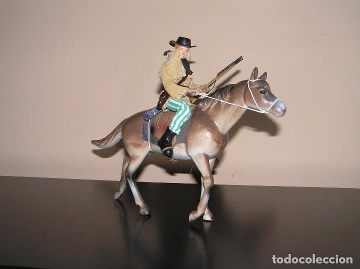 Madelman: Madelman MDE lote cuatreros del oeste. Vaqueros. Cawboy. Serie Far West - Foto 10 - 118753751
