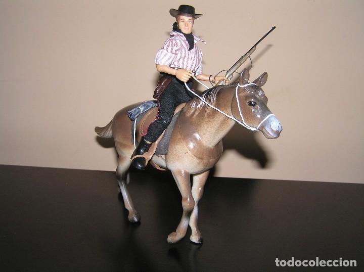 Madelman: Madelman MDE lote cuatreros del oeste. Vaqueros. Cawboy. Serie Far West - Foto 11 - 118753751