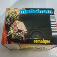 Madelman: MADELMAN REMOLQUE MILITAR IDJ-PDJ. Lote 118955670