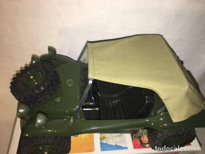 Madelman: ¡¡LOS ORIGINALES!! MADELMAN 100X100 ORIGINAL MADEL S.A 80 Buggy Explorer En su Caja Ref 718 SIN USO - Foto 7 - 119336811