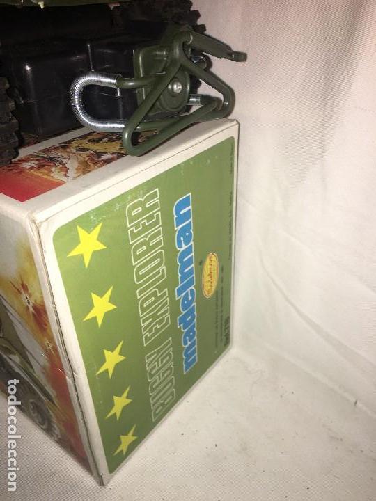 Madelman: ¡¡LOS ORIGINALES!! MADELMAN 100X100 ORIGINAL MADEL S.A 80 Buggy Explorer En su Caja Ref 718 SIN USO - Foto 12 - 119336811
