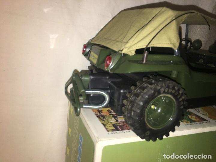 Madelman: ¡¡LOS ORIGINALES!! MADELMAN 100X100 ORIGINAL MADEL S.A 80 Buggy Explorer En su Caja Ref 718 SIN USO - Foto 19 - 119336811
