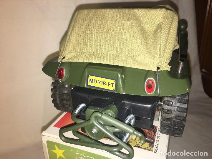 Madelman: ¡¡LOS ORIGINALES!! MADELMAN 100X100 ORIGINAL MADEL S.A 80 Buggy Explorer En su Caja Ref 718 SIN USO - Foto 20 - 119336811