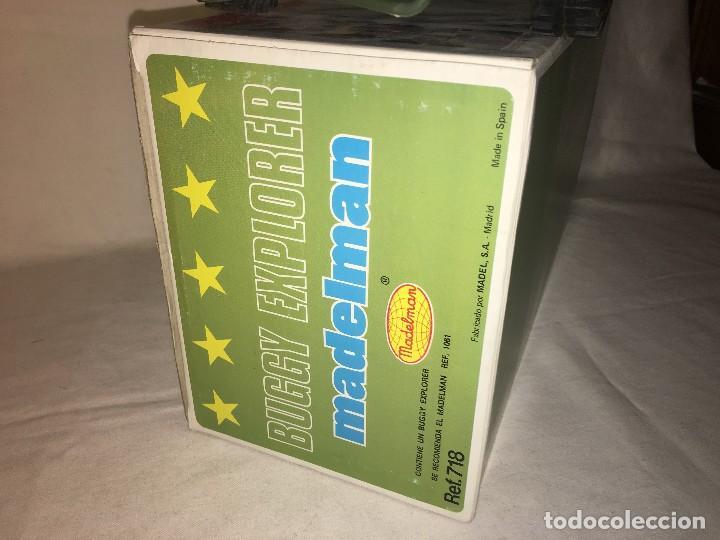 Madelman: ¡¡LOS ORIGINALES!! MADELMAN 100X100 ORIGINAL MADEL S.A 80 Buggy Explorer En su Caja Ref 718 SIN USO - Foto 21 - 119336811