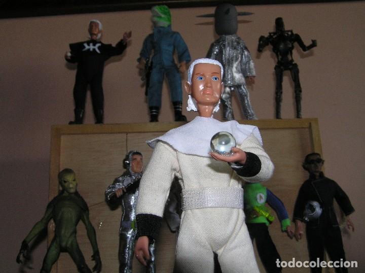 Madelman: Madelman MDE serie extraterrestres y aliens OVNI: Venusiano Orthon, Caso George Adamsky - Foto 2 - 119419191