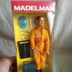 Madelman: MADELMAN ALTAYA MECANICO DE BOXES NUEVO EN SU CAJA. Lote 120291415