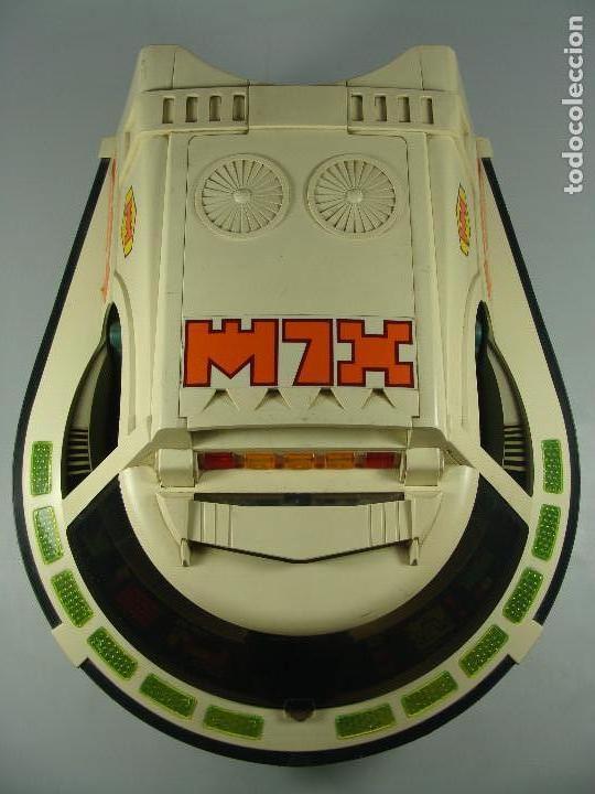 Madelman: Madelman Cosmic - Astronave M7X - Fabricada en España por Madel S.A. en 1980 - Foto 9 - 120843763