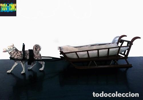TRINEO MADELMAN (Juguetes - Figuras de Acción - Madelman)