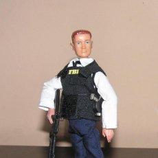 Madelman: MADELMAN MDE. SERIE ESPÍAS. POLICIA. AGENTE FBI. Lote 124671439