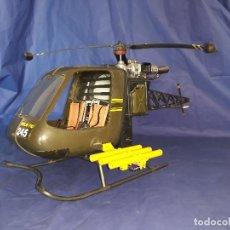 Madelman: DIFICIL HELICOPTERO MADELMAN LANZAMISILES ANOS 70.VER FOTOS. Lote 125165163