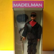 Madelman: ENMASCARADO MADELMAN Nº 39 COLECCIÓN ALTAYA NUEVO A ESTRENAR POPULAR ZORRO. Lote 125438043