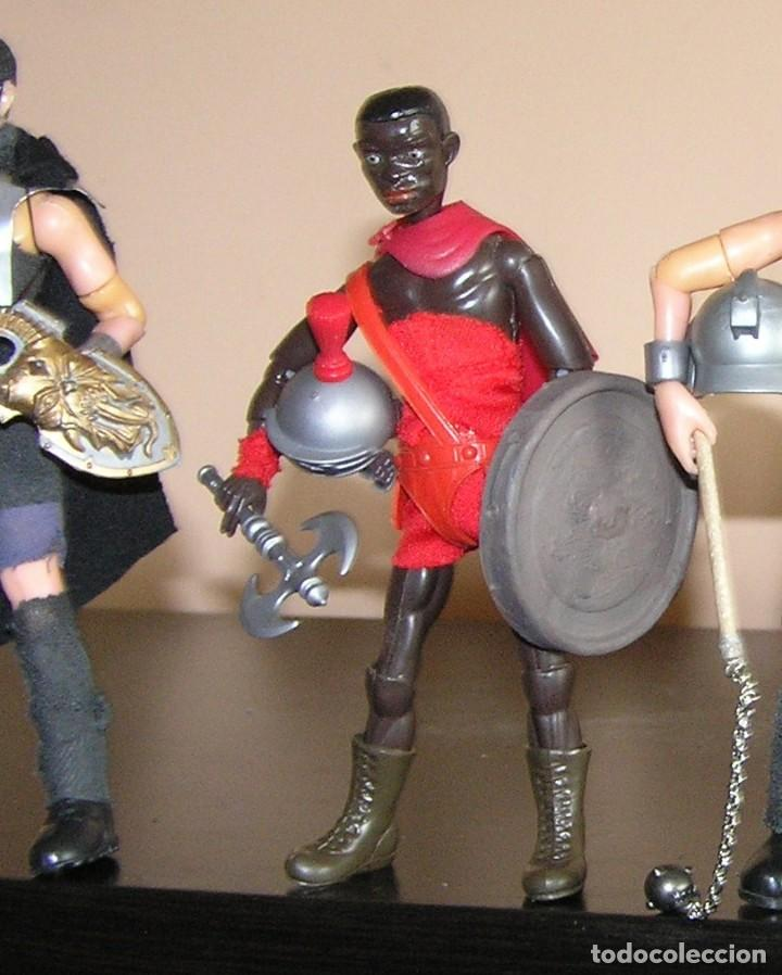 Madelman: Madelman MDE Gladiador 4. Secutor - Foto 2 - 127016579