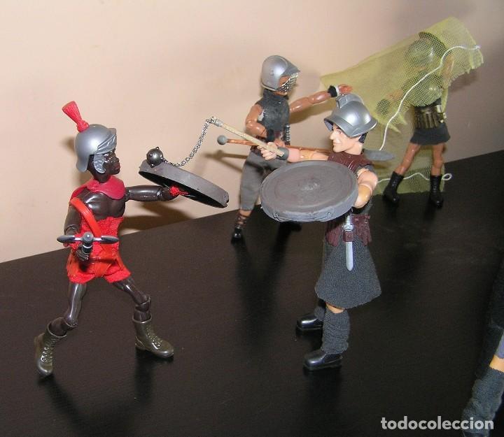 Madelman: Madelman MDE Gladiador 4. Secutor - Foto 4 - 127016579