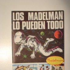 Madelman: MADELMAN CATÁLOGO ORIGINAL. NUEVO A ESTRENAR. Lote 230632720