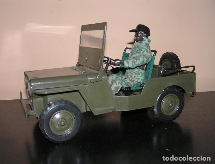 Madelman: Madelman MDE original. Coche jeep militar perfecto. Impecable. Sin estrenar. - Foto 2 - 130347986