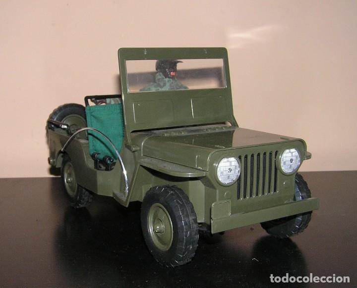 Madelman: Madelman MDE original. Coche jeep militar perfecto. Impecable. Sin estrenar. - Foto 3 - 130347986