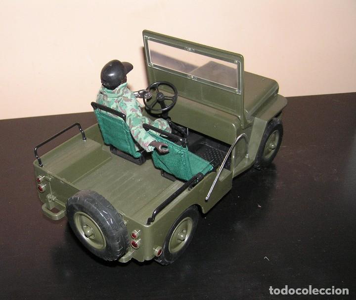 Madelman: Madelman MDE original. Coche jeep militar perfecto. Impecable. Sin estrenar. - Foto 5 - 130347986
