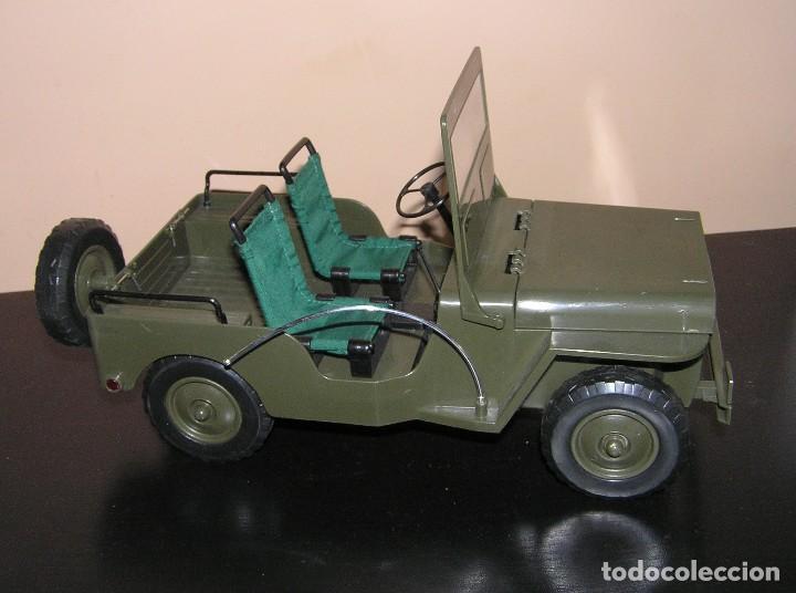 Madelman: Madelman MDE original. Coche jeep militar perfecto. Impecable. Sin estrenar. - Foto 6 - 130347986