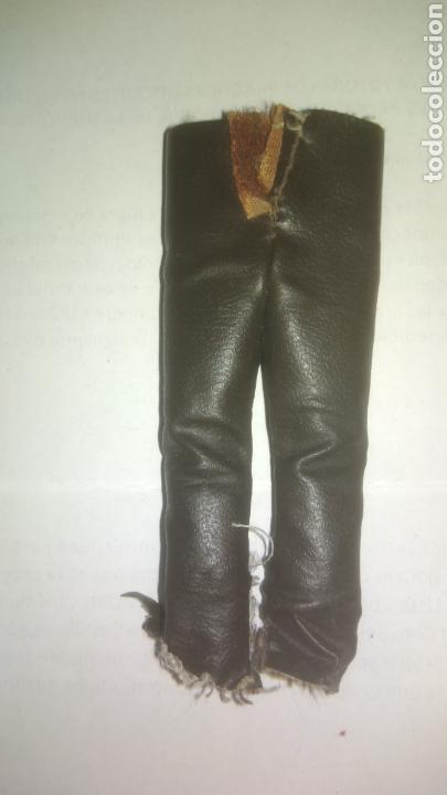 Madelman: MADELMAN ORIGINAL. Pantalón cuero marrón - Foto 2 - 127511219