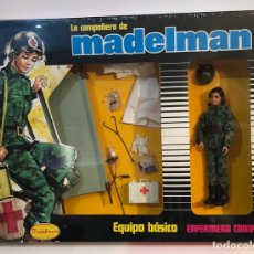 Madelman: MADELMAN CAJA ENFERMERA CAMPAÑA. REFERENCIA 524. Lote 127976487