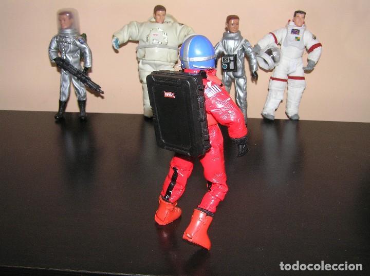 Madelman: Madelman MDE serie espacio. Astronauta misión en marte. The martian. - Foto 3 - 130437958