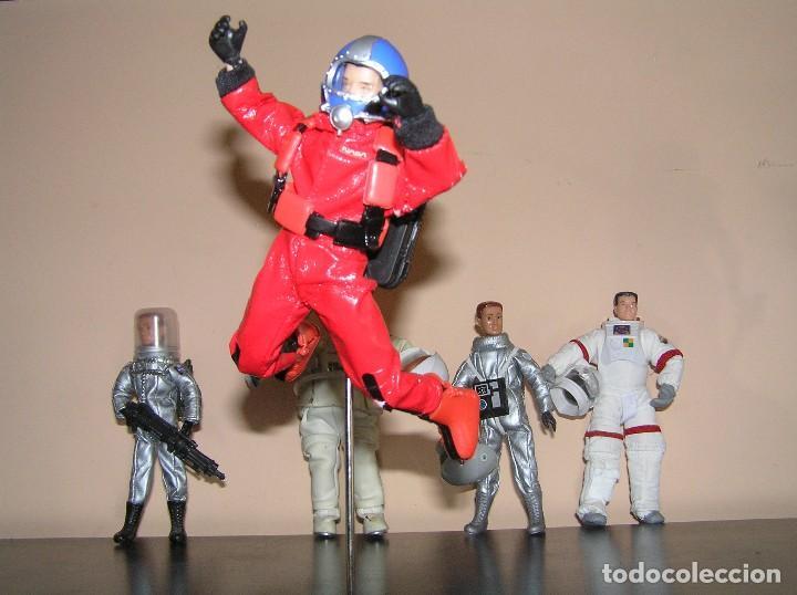 Madelman: Madelman MDE serie espacio. Astronauta misión en marte. The martian. - Foto 4 - 130437958