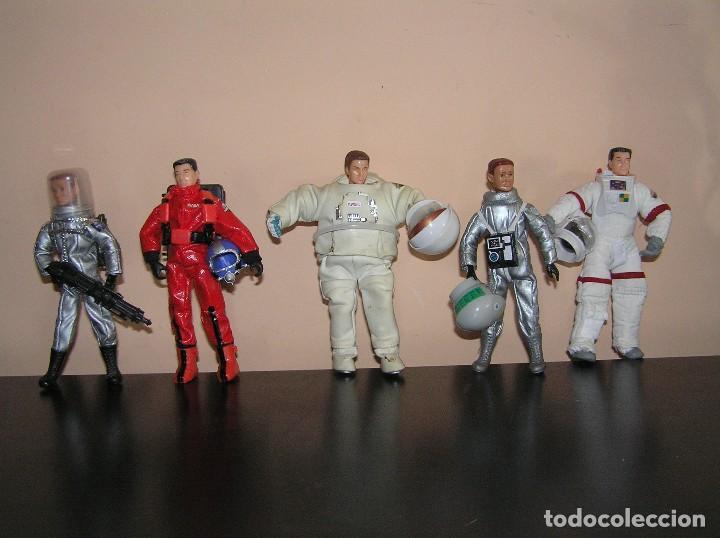Madelman: Madelman MDE serie espacio. Astronauta misión en marte. The martian. - Foto 5 - 130437958