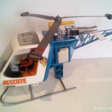 Madelman: HELICOPTERO DE RESCATE MADELMAN. Lote 130306666