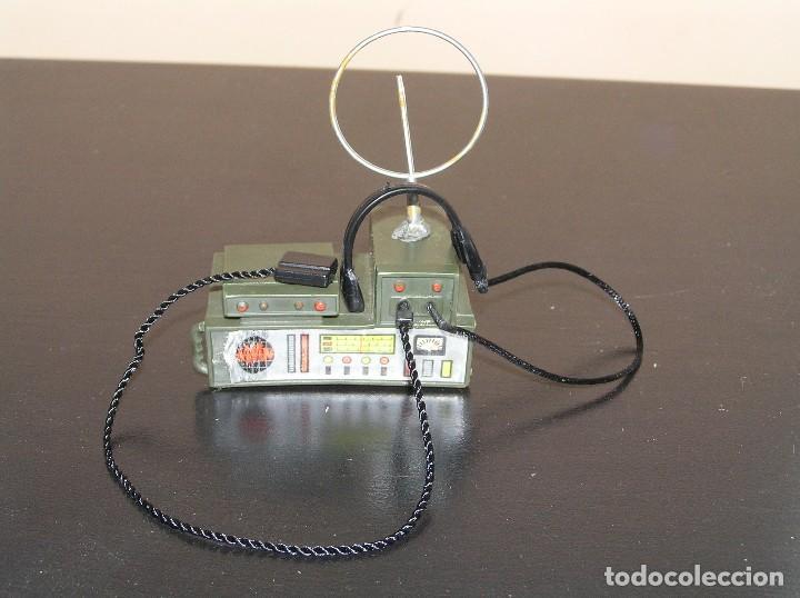 Madelman: Madelman MDE primera generación. Radio de campaña con auriculares y micrófono custom - Foto 2 - 130317182