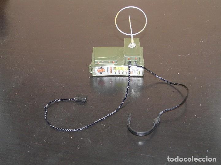 Madelman: Madelman MDE primera generación. Radio de campaña con auriculares y micrófono custom - Foto 3 - 130317182