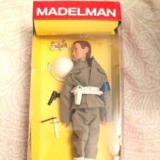 Madelman: MADELMAN POLICÍA MILITAR ALTAYA. Lote 131388505