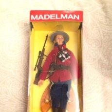 Madelman: MADELMAN EXPLORADOR POLAR ALTAYA. Lote 131388834
