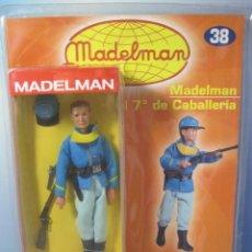 Madelman: MADELMAN SOLDADO SEPTIMO DE CABALLERIA DE ALTAYA COMPLETAMENTE NUEVO. Lote 131650706