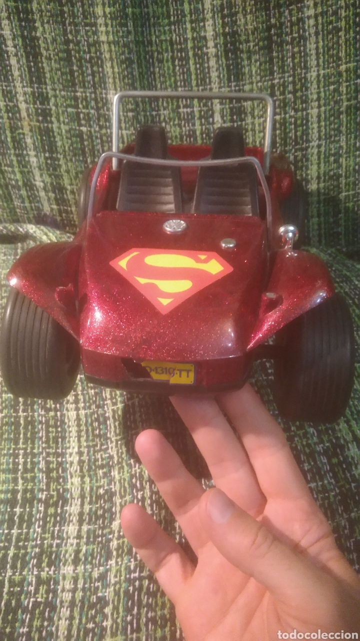 Madelman: MADELMAN BUGGY ORIGINAL SUPERMAN. Made in spain. - Foto 5 - 131758894
