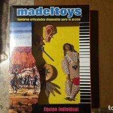 Madelman: MADELMAN JEFE INDIO MADELTOYS. Lote 159053106
