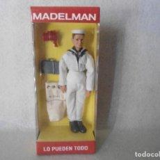 Madelman: REPLICA DE MARINERO MADELMAN DE ALTAYA EN SU BLISTER SIN ABRIR. Lote 132750266