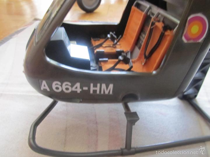 Madelman: Madelman helicoptero militar A664 -HM - Foto 4 - 134521458