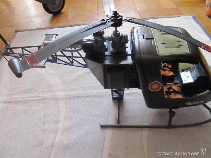 Madelman: Madelman helicoptero militar A664 -HM - Foto 9 - 134521458